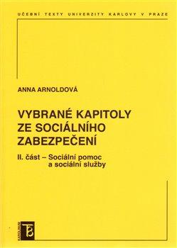 Obálka titulu Vybrané kapitoly ze sociálního zabezpečení 2. díl