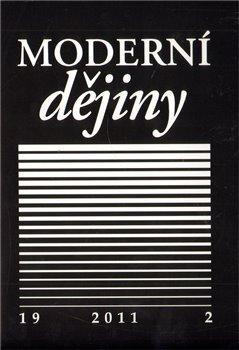 Obálka titulu Moderní dějiny 19