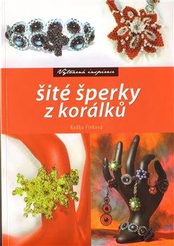 Obálka titulu Šité šperky z korálků