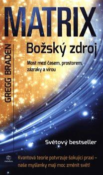Obálka titulu Matrix - Božský zdroj