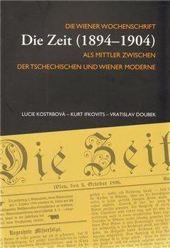 Obálka titulu Die Zeit (1894 - 1904)