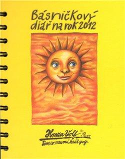 Obálka titulu Básničkový diář na rok 2012