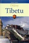 Obálka knihy Dějiny Tibetu