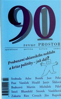 Obálka titulu Prostor 90/91