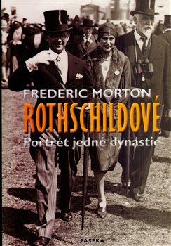 Obálka titulu Rothschildové