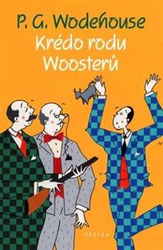 Obálka titulu Krédo rodu Woosterů