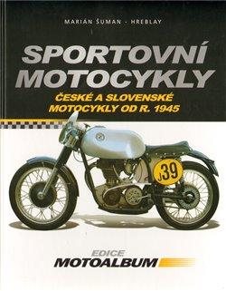 Obálka titulu Sportovní motocykly