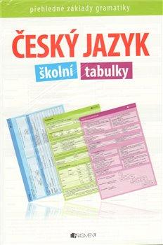 Obálka titulu Český jazyk – školní tabulky