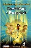 Pozdvižení v Pompejích - obálka
