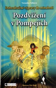 Obálka titulu Pozdvižení v Pompejích