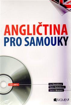 Obálka titulu Angličtina pro samouky + CD s MP3