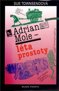 Obálka titulu Adrian Mole – léta prostoty