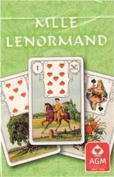 Obálka titulu Mlle Lenormand