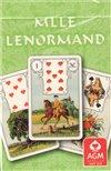 Obálka knihy Mlle Lenormand