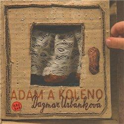 Obálka titulu Adam a koleno