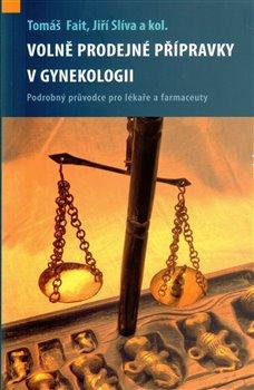 Obálka titulu Volně prodejné přípravky v gynekologii