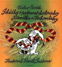 Obálka titulu Pohádky z pařezové chaloupky Křemílka a Vochomůrky