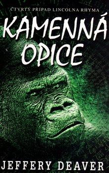 Obálka titulu Kamenná opice