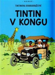 Tintin v Kongu