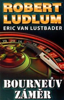 Obálka titulu Bourneův záměr
