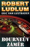 Obálka knihy Bourneův záměr