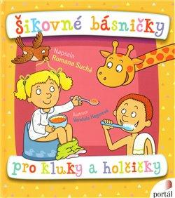 Obálka titulu Šikovné básničky pro kluky a holčičky