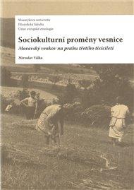Sociokulturní proměny vesnice