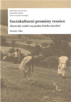 Obálka titulu Sociokulturní proměny vesnice