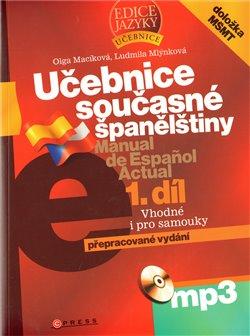 Učebnice současné španělštiny, 1.díl + mp3