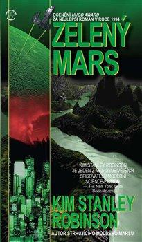 Obálka titulu Zelený Mars