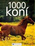 Obálka knihy 1000 koní
