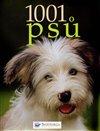 Obálka knihy 1001 psů