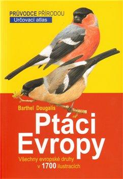Obálka titulu Ptáci Evropy
