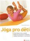 Obálka knihy Jóga pro děti