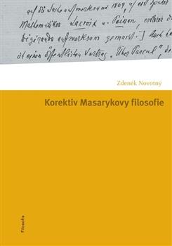 Obálka titulu Korektiv Masarykovy filosofie