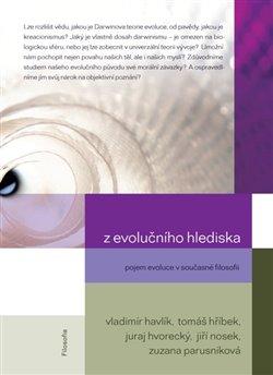 Obálka titulu Z evolučního hlediska