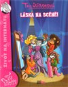 Obálka knihy Láska na scéně