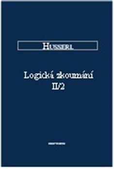 Obálka titulu Logická zkoumání II/2