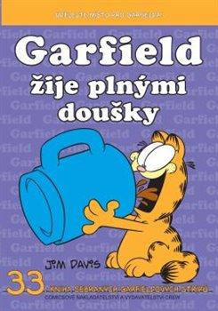 Obálka titulu Garfield žije plnými doušky