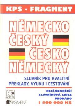 Obálka titulu Německo-český a česko-německý slovník