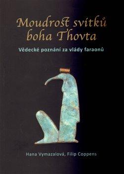 Obálka titulu Moudrost svitků boha Thovta