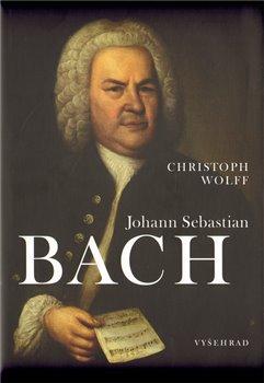 Obálka titulu Johann Sebastian Bach