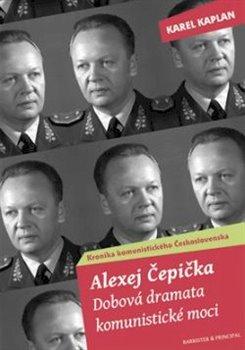 Obálka titulu Alexej Čepička