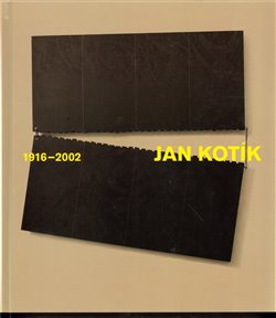 Obálka titulu Jan Kotík