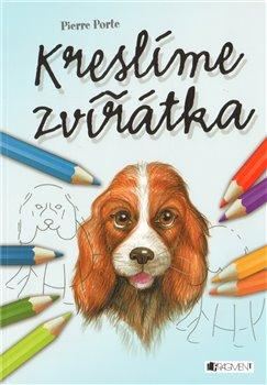Obálka titulu Kreslíme zvířátka
