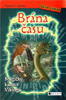 Obálka titulu Magický kámen Vikingů