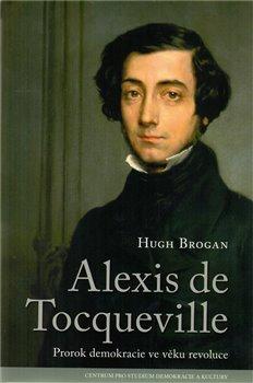 Obálka titulu Alexis de Tocqueville