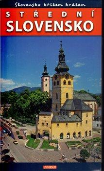 Obálka titulu Střední Slovensko