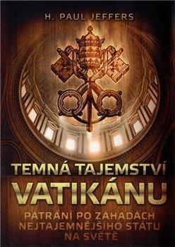 Obálka titulu Temná tajemství Vatikánu