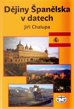 Obálka titulu Dějiny Španělska v datech